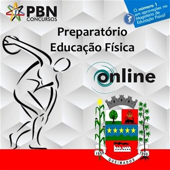 Preparatório COMPLETO para Concurso Prefeitura de Queimados