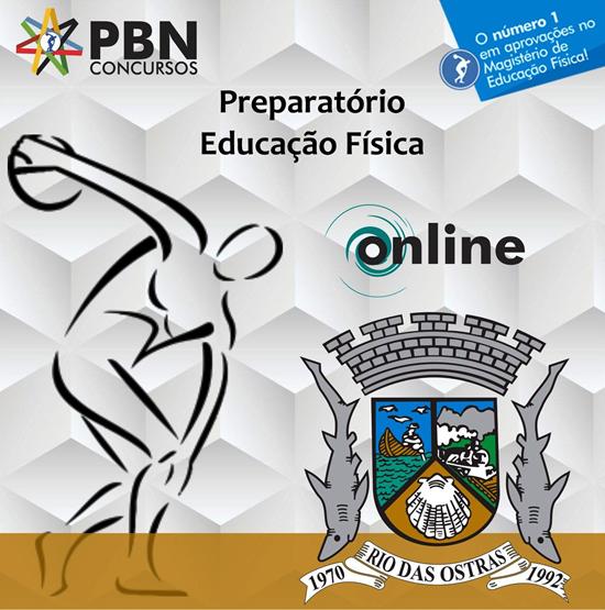 PREPARATÓRIO COMPLETO PARA CONCURSO PREFEITURA DE RIO DAS OSTRAS