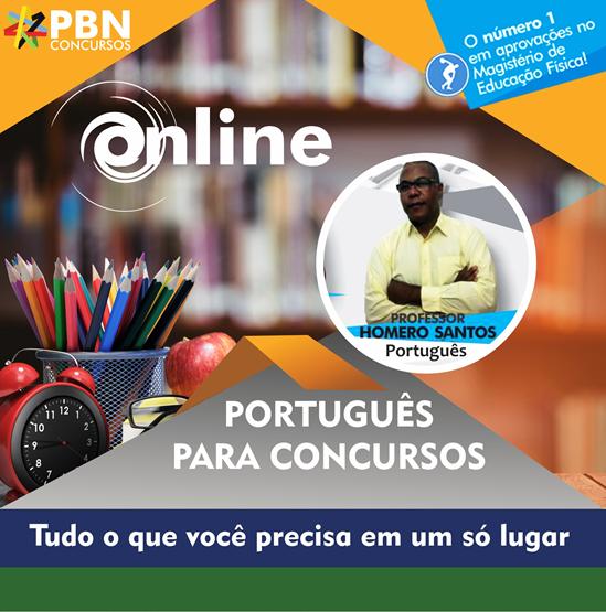 Português para Concursos (Acesso liberado por 12 Meses)