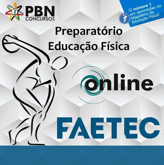 Curso Preparatório FAETEC