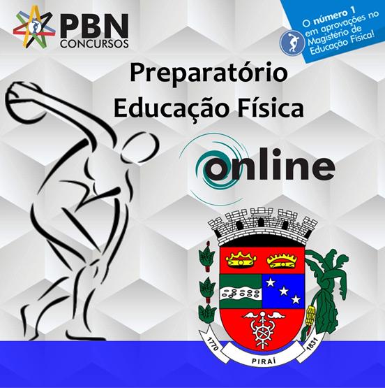 Preparatório COMPLETO para Concurso Prefeitura de Piraí