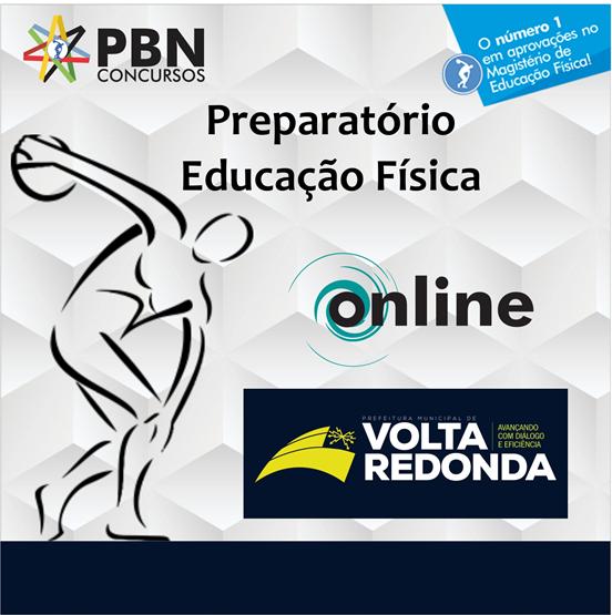 Preparatório COMPLETO para Concurso Prefeitura de Volta Redonda