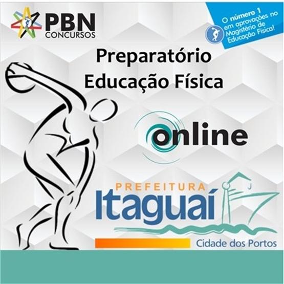 PREPARATÓRIO PREFEITURA DE ITAGUAÍ