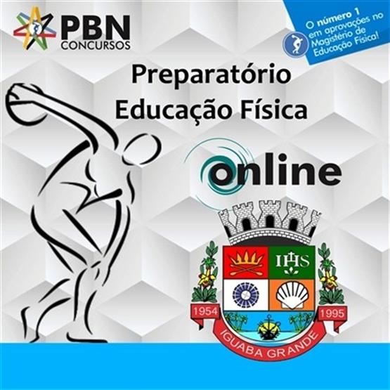 PREPARATÓRIO PREFEITURA DE IGUABA GRANDE