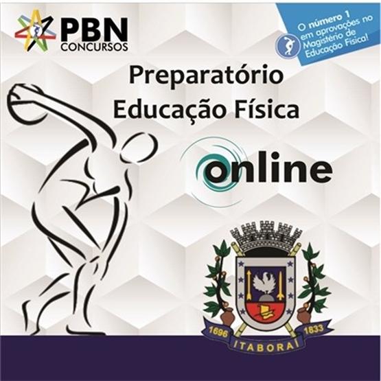 PREPARATÓRIO COMPLETO PARA CONCURSO PREFEITURA DE ITABORAÍ