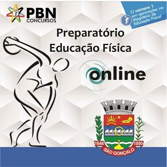 PREPARATÓRIO COMPLETO PARA CONCURSO PREFEITURA DE SÃO GONÇALO