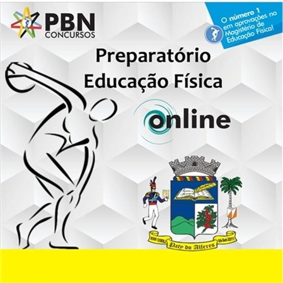 Preparatório completo para concurso Prefeitura de Paty do Alferes