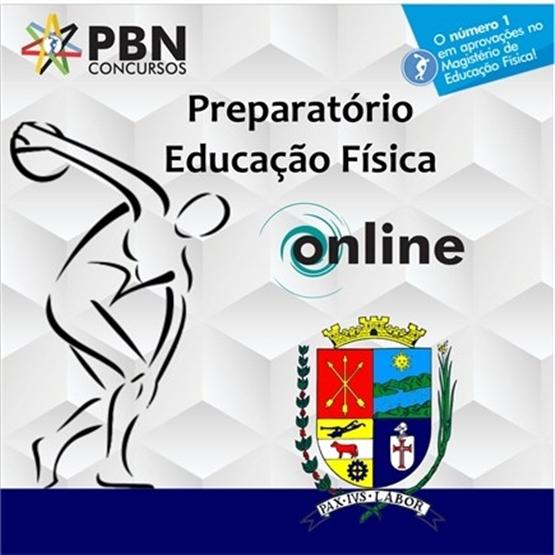 PREPARATÓRIO PREFEITURA DE BARRA MANSA