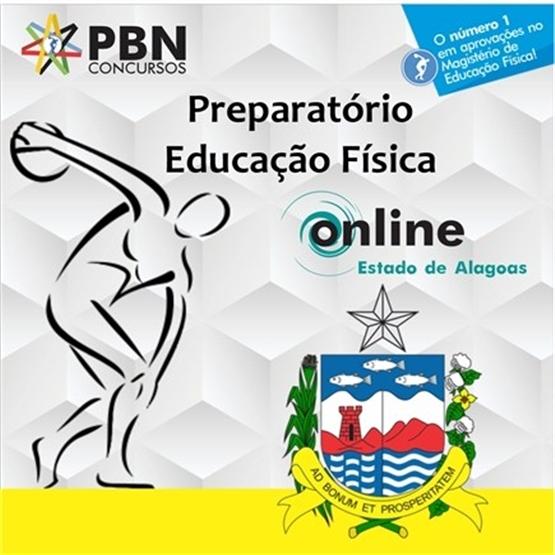 PREPARATÓRIO ESTADO DE ALAGOAS