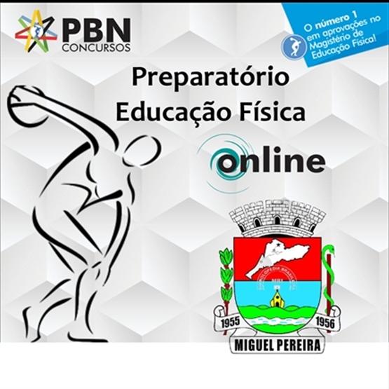 Preparatório Prefeitura de Miguel Pereira